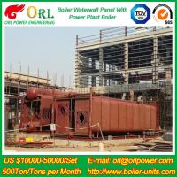 Quality Biomass Boiler Water Wall Panels ASTM For 230M Petroleum Boiler Metallurgical Industry wholesale
