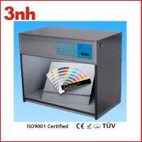 Quality T60(5) Color Light Box with 5 lights for matching textile lab dips to fabric samples wholesale