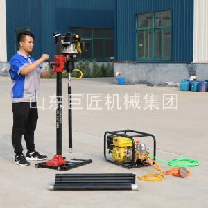 China BXZ-2L earth portable line boring drill core drilling machine for sale on sale