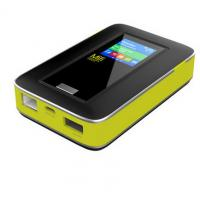 Quality 4g mifi router with dual sim card slots and RJ45port wholesale