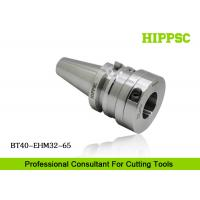 Quality BT40 HM 32 Special Tool Holders , Milling Machine Tool Holders High Rigidity wholesale