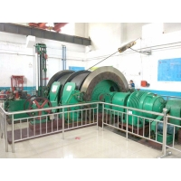 China Winch Supporting 270KN 38mm Double Drum Hoist on sale