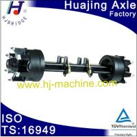 11T American type axle for trailer