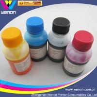 China 4 color edible ink for Canon printer ink on sale