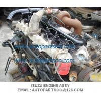 Quality Reconditioned Isuzu 6BD1T 6BD2T 6BGT engine assembly wholesale