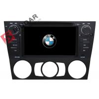 Quality Support Digital TV Double Din Dvd Gps Car Stereo , BMW E92 Sat Nav For Manual Air Condition wholesale