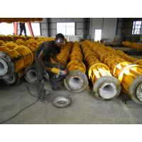 Quality Steel Mould 8m Concrete Electric Poles Pre-stressed for Transmission wholesale