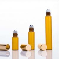 Quality Luxury High Quality Travel Attar Empty Roll-on Glass Perfume Bottle wholesale