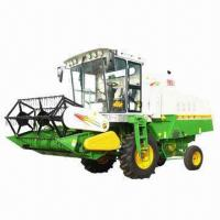 Quality Rice/Wheat Combine Harvester with 66kW Engine Power wholesale
