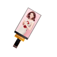 Quality FCC  3 Inch TN Lcd Display / 240*960 Spi Tft Lcd Display wholesale