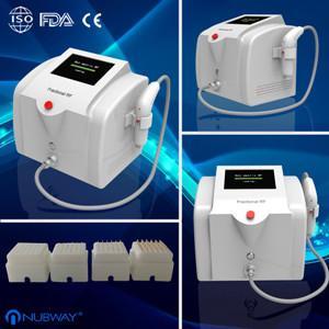 China Skin Rejuvenating LCD RF Beauty Machine, Micro-Needle Fractional RF Face Lifting Machine on sale