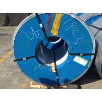 China Rust Proof SAE J403 SPCE Cold Rolled Steel Coil CRC CRS 45HRB - 65HRB on sale