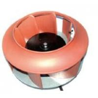 Quality 133mm X 91mm DC Centrifugal Fan With Backward Curved Impellers For Ventilation wholesale