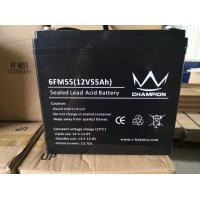 Quality 12v 60ah Gel Lead Acid Battery Inverter Power Off Grid On Grid Power Supply wholesale