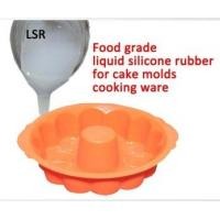 China Silicone molds for concrete making liquid silicone rubber with food grade on sale
