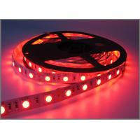 Quality LED Strip 5050 Not Waterproof DC12V 60LEDs/m 5m/lot Flexible LED Light Red 5050 LED Strip LED Tape Home Decoration Lamps wholesale