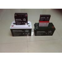 Quality 155ah 12v Front Terminal Battery / Deep Cycle Solar Battery For Telecommunication Networks wholesale
