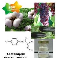 Quality Insecticides--Acetamiprid 98%TC, 40%SP wholesale
