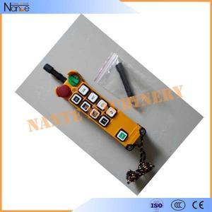 China IP65 Crane Digital Wireless Hoist Industrial Radio Remote Control 48V on sale