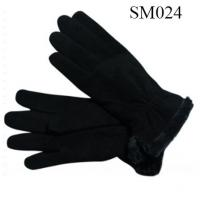 Quality Men pig suede gloves high quality at cheap price SM024 men suede gloves wholesale