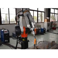 Buy cheap Low Spatter Robotic Arm Welding Machine High Safety Reduce Consumables For from wholesalers