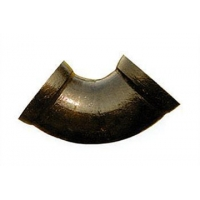 China Stamping Welding DN60mm Cast Ductile Iron Elbow on sale