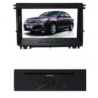Quality Automatic PAL NTSC SECAM Vedio Car Gps Navigation System For Nissan Sylphy 2010 wholesale