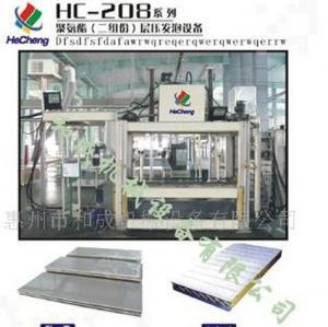 Quality PU Foam Machine For PU Sandwich Panels wholesale