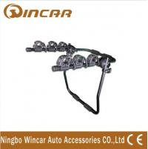 Quality Aluminium Alloy Trunk Mounted Bike Carrier / Bike Rack Rear Door Mounted wholesale