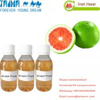 Cheap Professional manufacture high quality Fruit aroma liquid concentrate Grape Fruit for sale