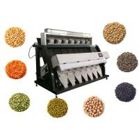 Quality 7 Chutes Optical Sorting Machine Full Color RGB Intelligent CCD Cereal Color Sorter wholesale