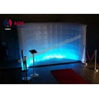 Cheap Inflatable Tent Inflatable Led Light Booth Inflatable Office Mall For Business Fair for sale
