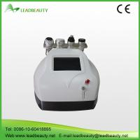 Quality Portable 4 handles cavitation RF Vaccum body shaping slimming machine wholesale