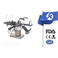 Quality Manual Hospital Surgical Operating Table ,  Medical Operating Room Bed wholesale