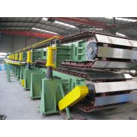 China Automatic PU Sandwich Panel Production Line , Polyurethane Sandwich Panel Making Line on sale