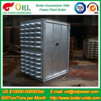 Quality Natural Gas Industry CFB Boiler Finned Tube Petroleum Economizer In Power Plant wholesale