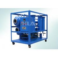 Quality Hydraulic Oil / Sticking Oil Lube Oil Purification System For Steel Plant , Steelwork Factory wholesale