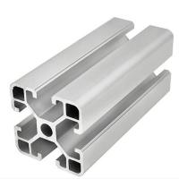 Quality 6063 Anodised Building Industrial Extruded Aluminum Profiles For Automation CNC wholesale