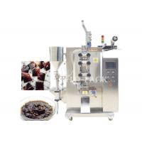 Quality Pillow Bag Automatic Packaging Machines For Sesame Paste / Ointment wholesale