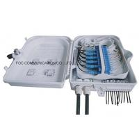 Quality Waterproof IP65 Cable Termination Box 24 Core Pigtails And Adapters For FTTH wholesale