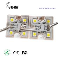Quality 4 pcs  5050 waterproof  led module with DC 12V, wholesale price wholesale