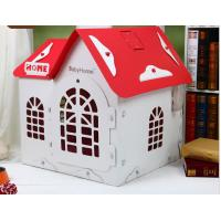 Quality Summer Pet 022 Removable Deluxe Bungalow Villa, Teddy Dog Breathable Dog House Wholesale Color: Pink, White Red, Rice wholesale