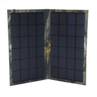 5V 6W Solar Mobile Phone Charger , Solar Battery Charger For Mobile Phones