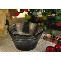 Quality wedding table decorations colored glass tealight candle holder bowl wholesale