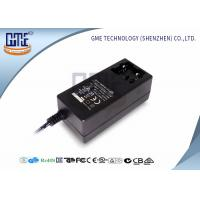 Interchangeable Plug Power Adapter , Wall Mounted Durable GEM Power Adapter