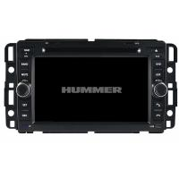 Quality Hummer H2 2008-2011 Centrais Multimedia Android 9.0 2 Din Car Multimedia Player With DSP Support 3G 4G WiFi HUH-7723GDA wholesale