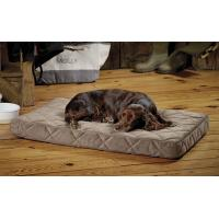 Quality Indoor / Outdoor Waterproof Memory Foam Dog Bed Double Face Hand Wash Comfortable wholesale