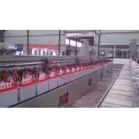 Industrial battery chemical formation line