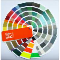 Quality Metal color code ral classic color card K7 color chart ral color fandeck colour chart wholesale