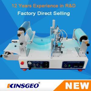 Quality Brand New Spot Hot Melt Adhesive Lab UV Coating Machine For Wood Floor wholesale